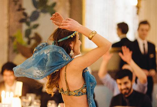 Edinburgh university Middle Eastern society charity Ball  2017